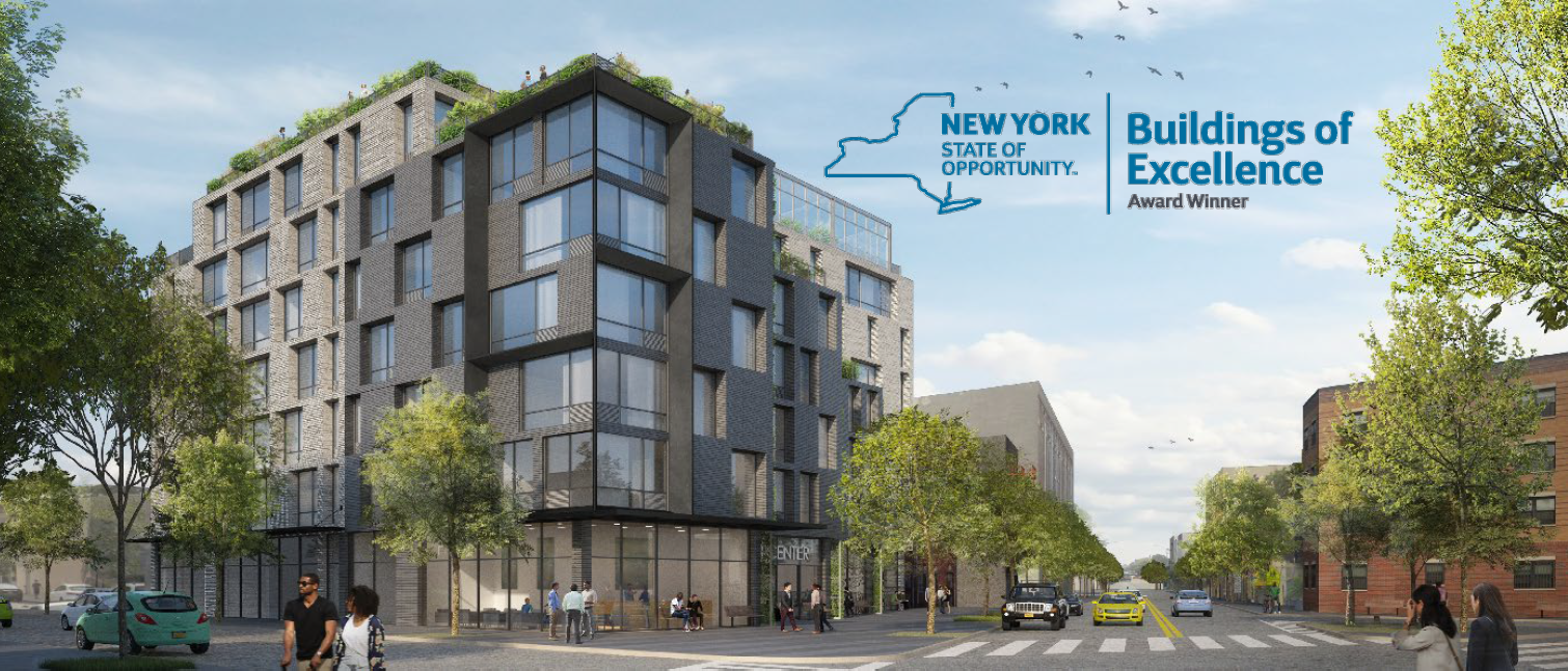 The Rise - Vital Brooklyn Site J