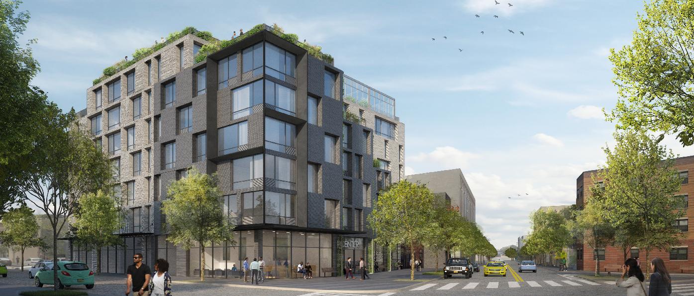 The Rise - Vital Brooklyn Site J